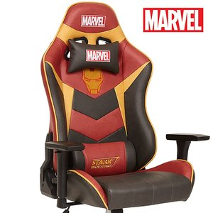 Iron Man Marvel gaming chair picture