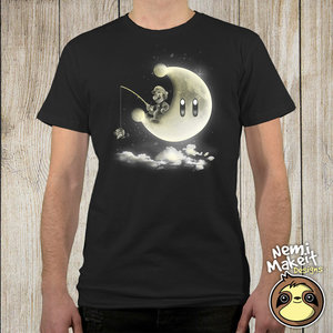 """""""It's a dream, Mario"""" t-shirt picture"""