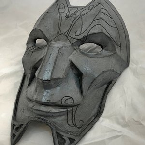 Jhin Mask | League of Legends picture