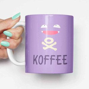 Koffee - Pokemon mug picture