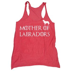Mother of Labradors Tank Top picture