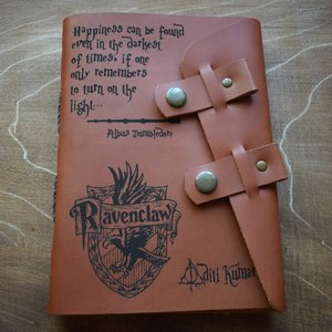 Harry Potter leather notebook picture