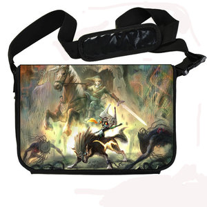 Legend of Zelda Twilight Princess Messenger Bag picture