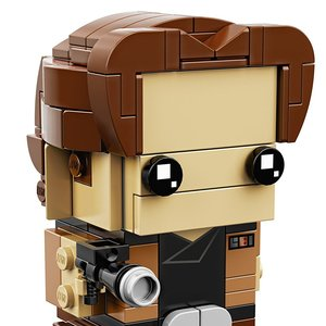 LEGO BrickHeadz Han Solo picture