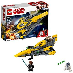 LEGO Star Wars: Anakin's Jedi Starfighter picture