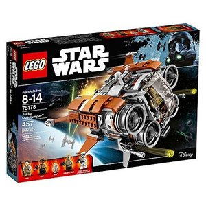 LEGO Star Wars Jakku Quad Jumper picture