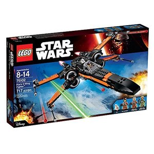 LEGO Star Wars Poe's X-Wing Fighter picture