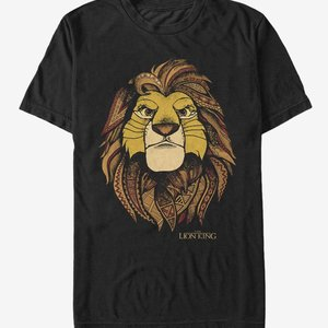 Lion King Noble Simba T-Shirt picture