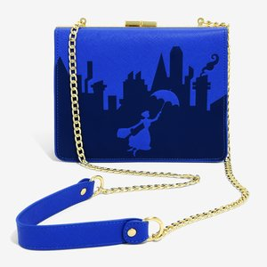 Loungefly Disney Mary Poppins Embossed Handbag picture