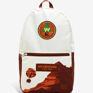 Loungefly Disney Pixar Up Adventure Backpack picture