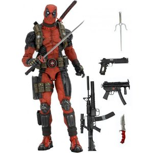Marvel Comics 1/4 Scale Action Figure: Deadpool picture