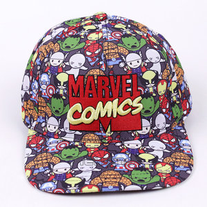 Marvel Comics cap picture