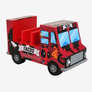 Marvel Deadpool Taco Truck Taco Holder picture