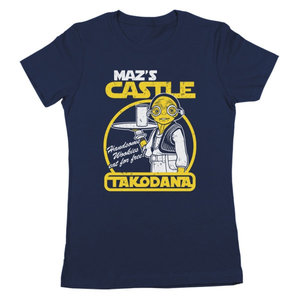 Maz Castle Takodana - Star Wars t-shirt picture