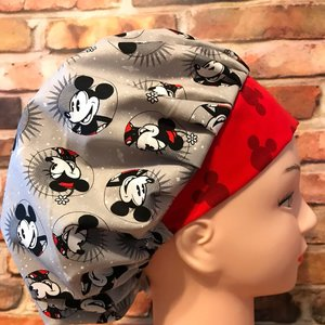 Mickey Mouse scrub hat picture