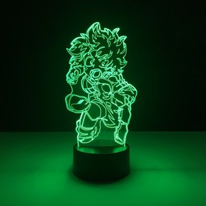 Midoriya Deku LED Lamp picture