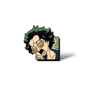 Midoriya in Disguise Hard Enamel Pin picture