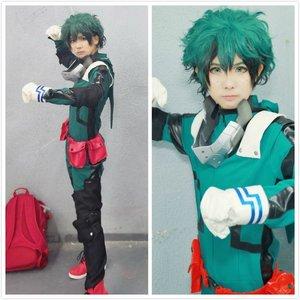 Midoriya Izuku full cosplay set picture