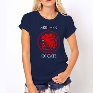 Mother of Cats t-shirt picture