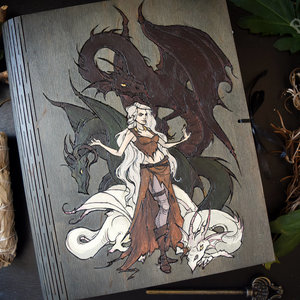 Mother of Dragons Sketchbook/Notebook picture