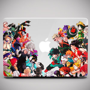 My Hero Academia - MacBook hard case picture