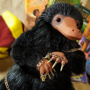 Niffler from Fantastic Beasts and where to find them picture