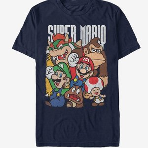 Nintendo Super Mario Party T-Shirt picture