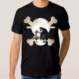 'Pirate King' T-shirt - One Piece picture