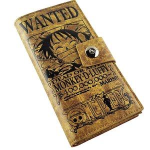 One Piece leather wallets picture