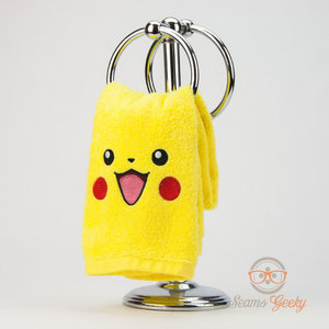 Pikachu Hand Towel picture