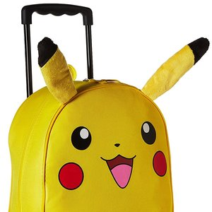 Pikachu Rolling Backpack picture