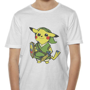 Pikalink kids t-shirt picture