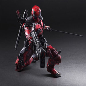 Play Arts Marvel's Deadpool Action Figure picture