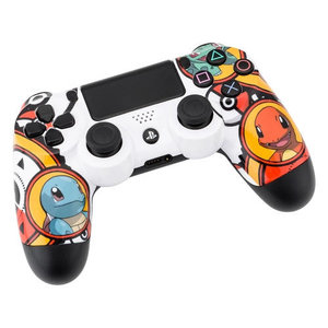 Playstation 4 custom Pokemon controller picture