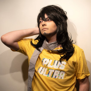 Plus Ultra! Yellow T-shirt picture