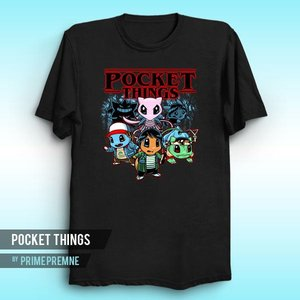 Pocket Things t-shirt picture