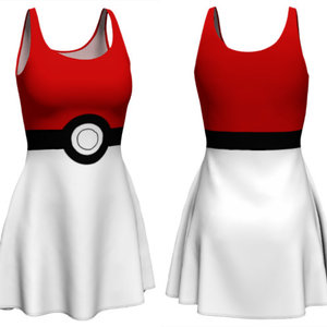 Pokeball Dress picture