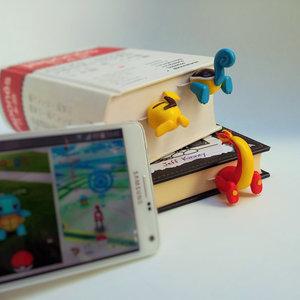 Pokemon bookmarks picture