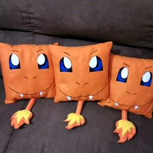 Pokemon Charmander Pillow picture