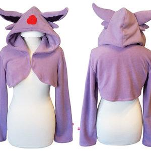 Pokemon Espeon inspired hoodie picture