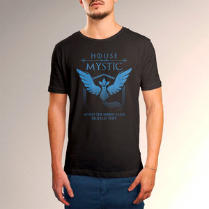 Pokemon Go House Mystic T-Shirt picture