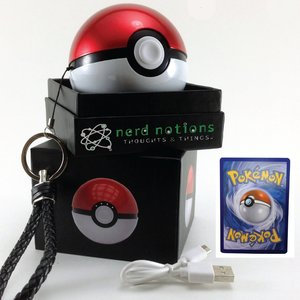 Pokemon Go Pokeball Power Bank picture