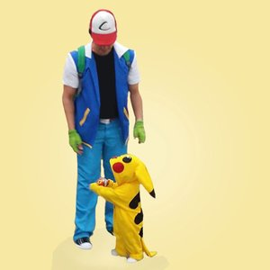 Pokemon Halloween Pikachu Costume Onesie picture