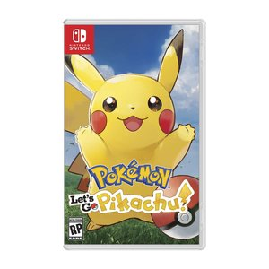 Pokemon: Let's Go, Pikachu! picture