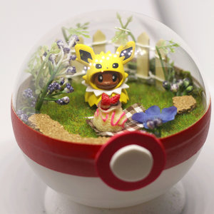 Pokemon Paradise Ball - Poncho Eevee picture