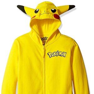 Pokémon Pikachu Costume Hoodie picture