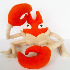Pokemon Plush - Krabby picture