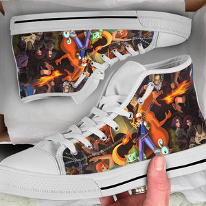 Pokemon Sneakers picture