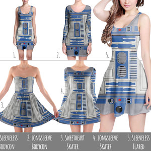 R2D2 Dress picture