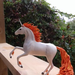 Rapidash figure picture